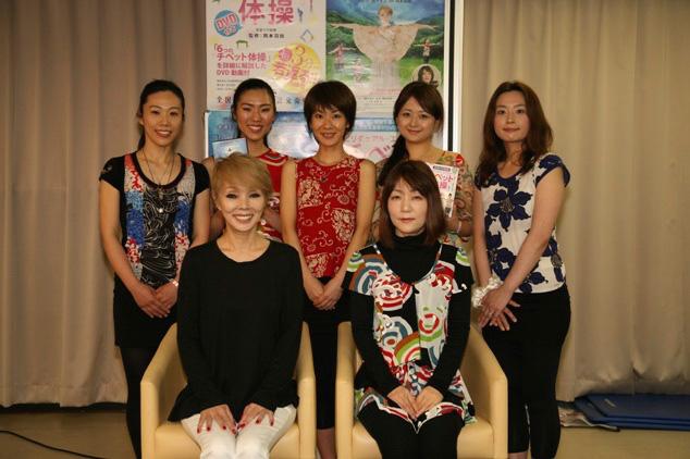 2013年4月4日 研ナオコ&岡本羽加トークショー・サイン会
